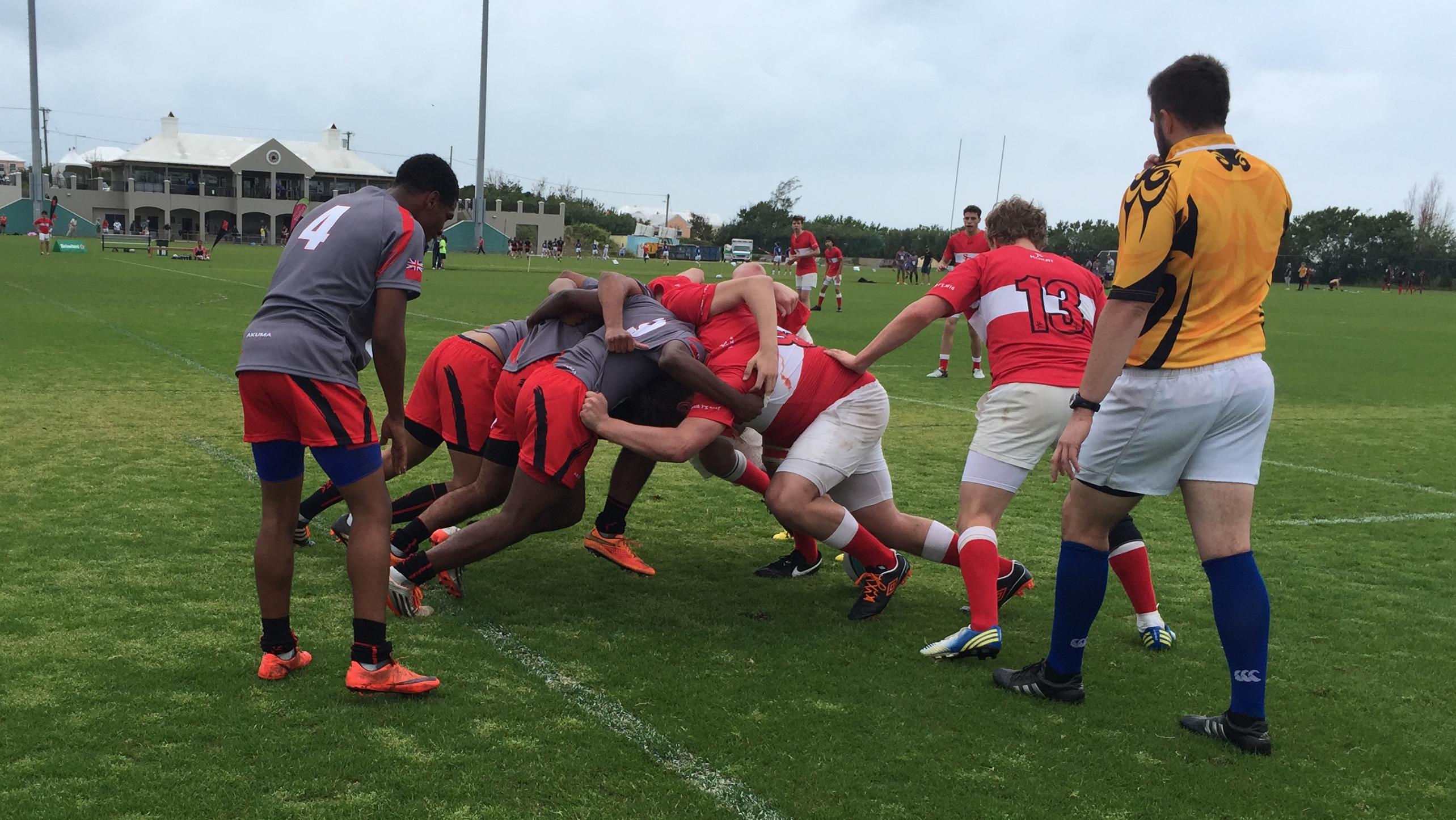 Beyond Rugby U18 (HSB)