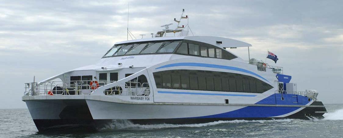 Hamilton Island Ferry Service