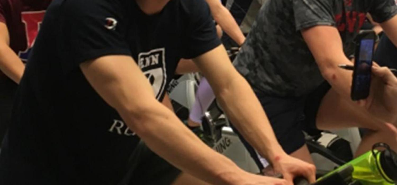 """Penn Men's Rugby """"BikeA-Thon"""" fundrasier"""
