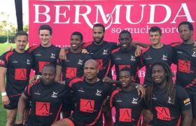 Bermuda All Star 7s team