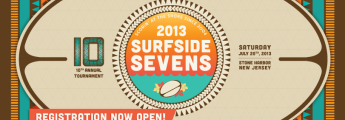 2013 Surfside Sevens Announcement