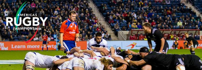 2018 Americas Rugby Championship