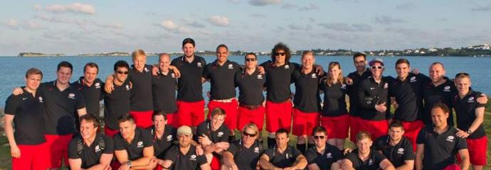 Saracens Rugby Club team