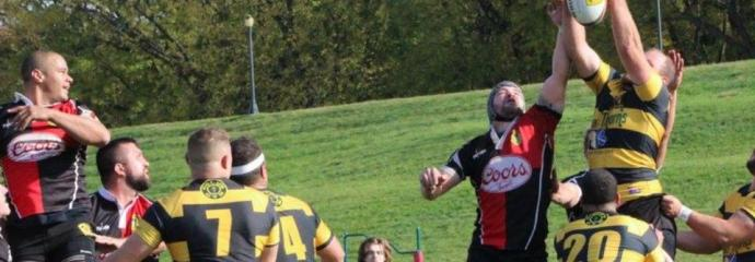 Saturday is a rugby day in Wilkes-Barre PA