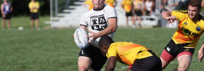 MAC 7s off to a great start in Wilmington: Photo by Tom Weishaar, One More Shot Photography