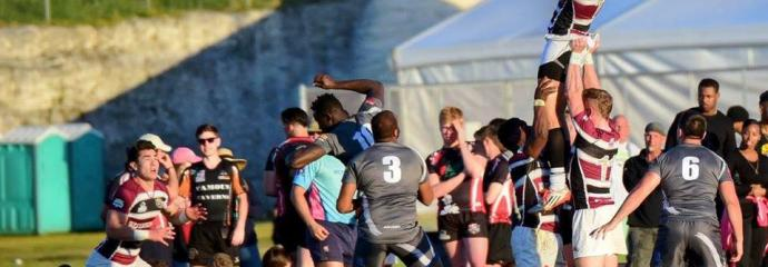 Ariel Re Bermuda Intl 7s Lineout
