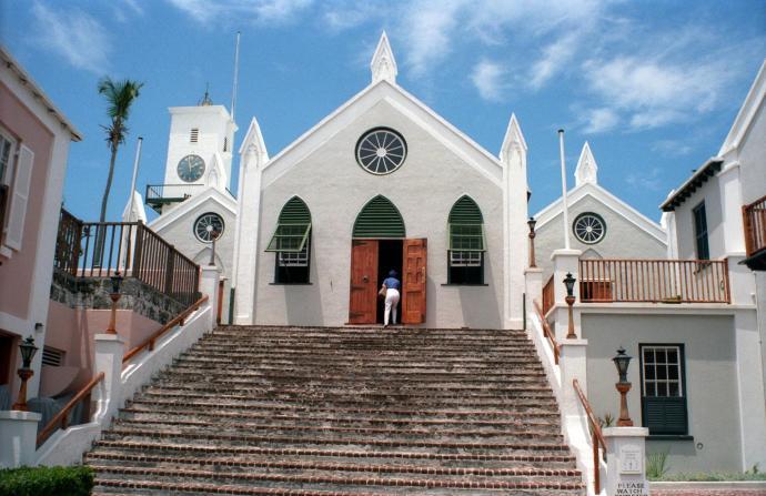 St George's UNESCO World Heritage Site