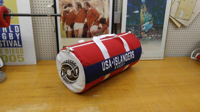 Authentic USA Islanders rugby bag