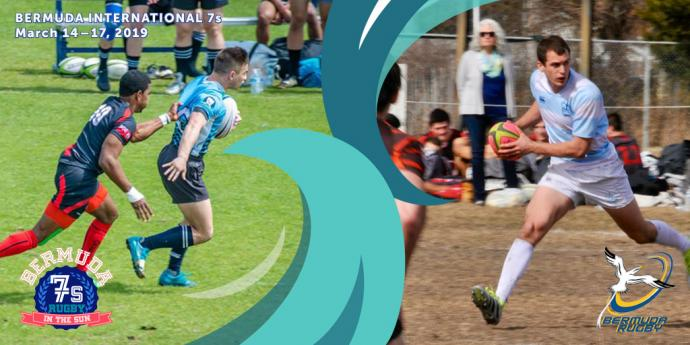 Columbia Rugby Returns to Play at 2019 Bermuda 7s Tournament