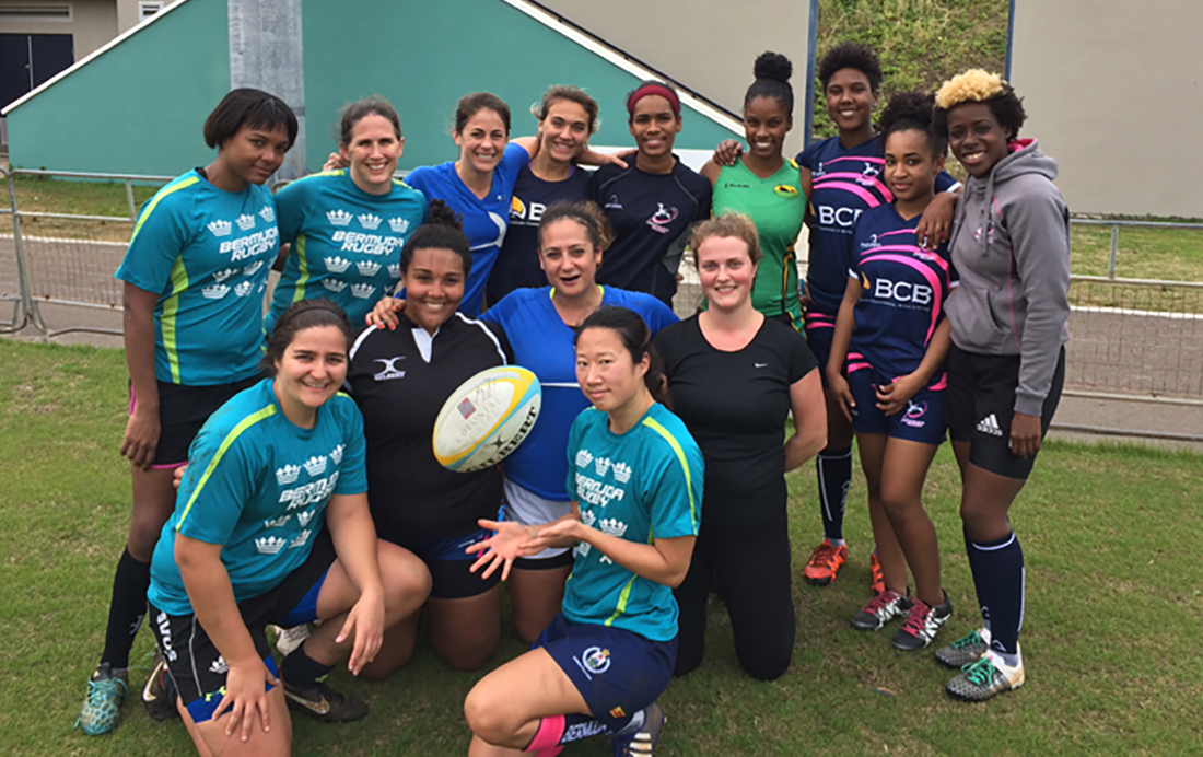 Bermuda Women's Collegiate All Stars
